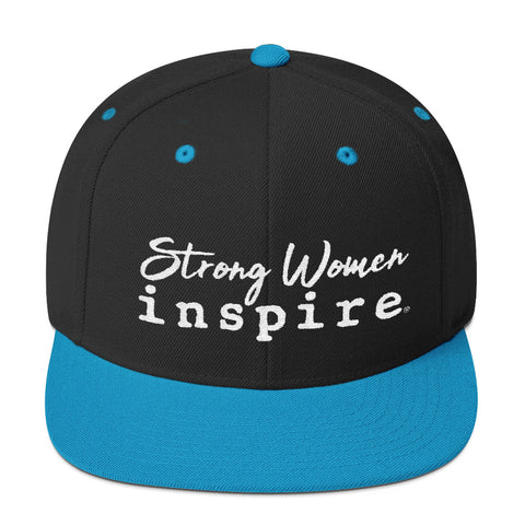 Strong Women inspire® Snapback Hat