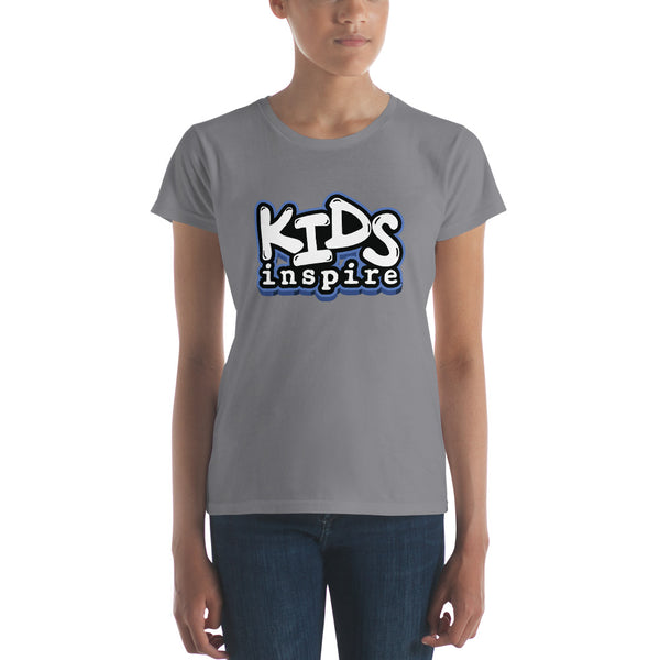Kids inspire Women's short sleeve t-shirt