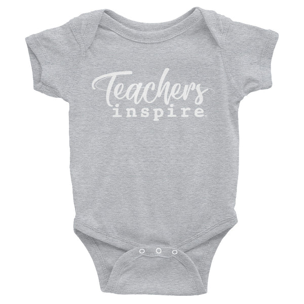 Teachers inspire Infant Bodysuit