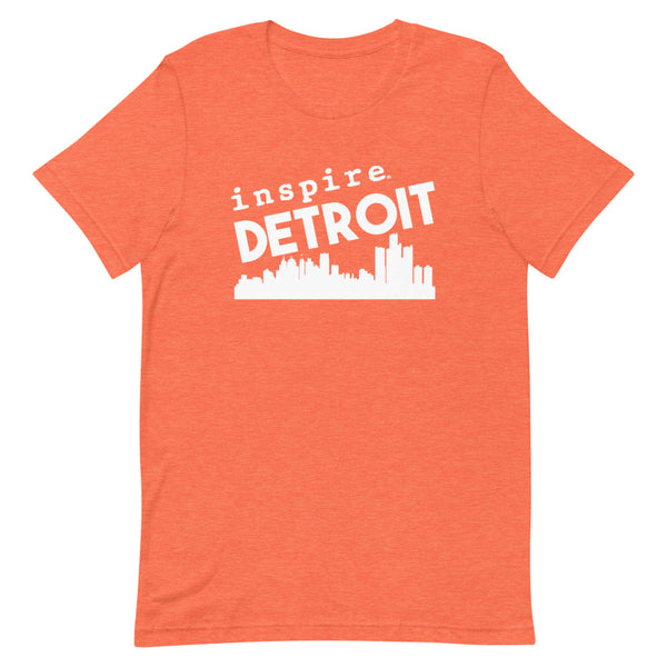 inspire Detroit Short-Sleeve Unisex T-Shirt