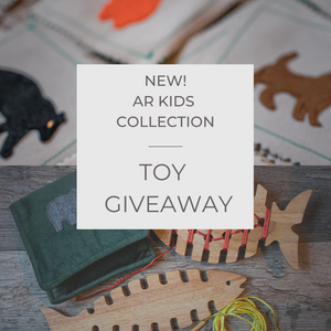 NEW Kids Collection, and Giveaway!
