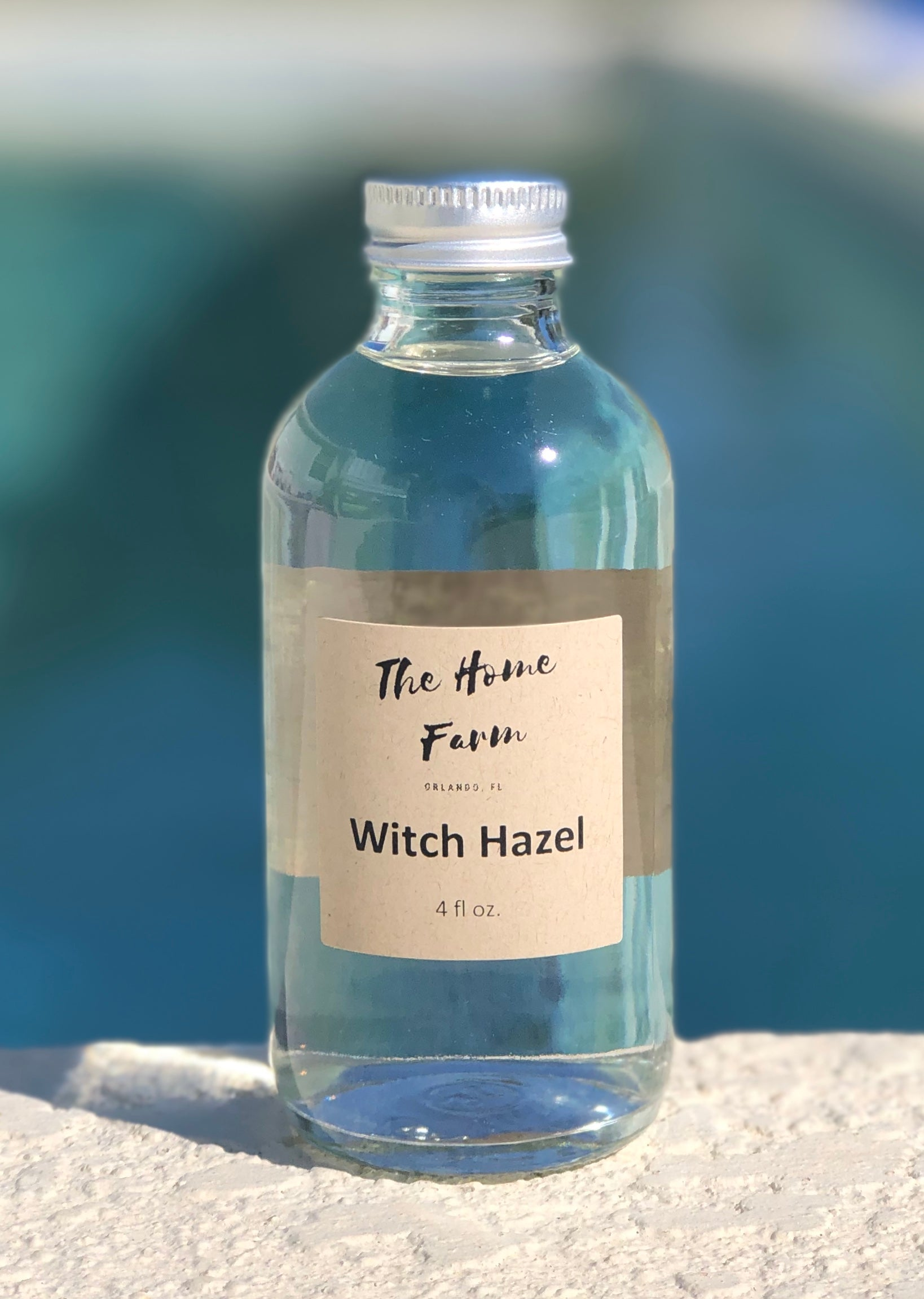 Witch Hazel Makeup Remover