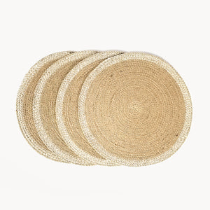 Agora Placemat - Natural (Set of 4)