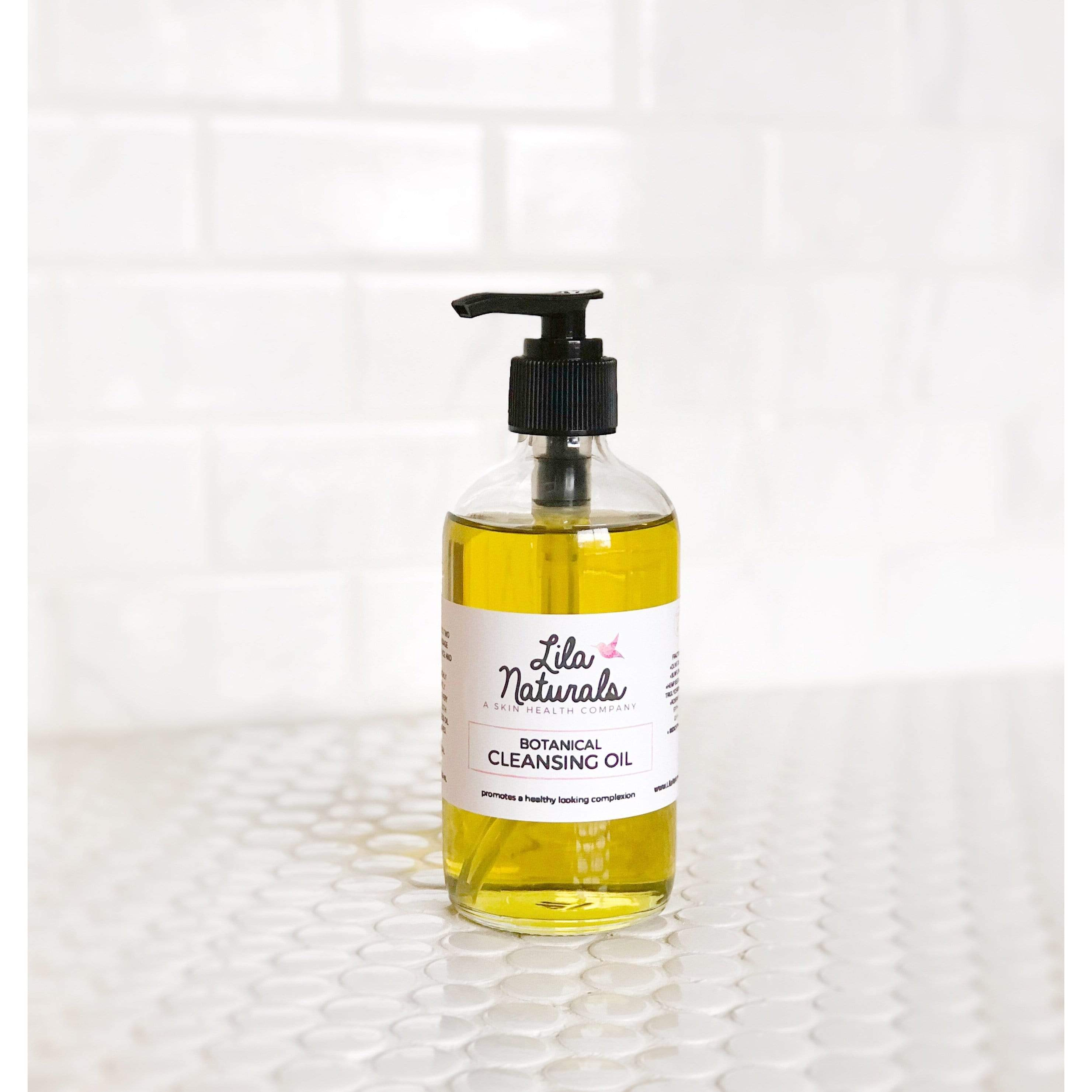 zero waste all natural cleansing oil