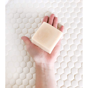 Cleansing Bar : Goats Milk & Honey