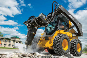 John Deere Wheel Loader Light Construction Equipment