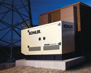 Kohler Gas Generator Telecommunications
