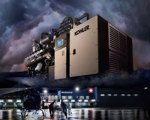 Kohler Industrial and Commercial Generators