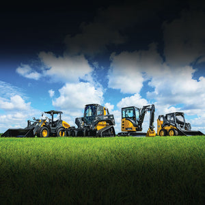 John Deere Light Construction Equipment