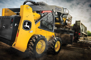 John Deere Skid Steer and Track Loader Light Construction Equipment