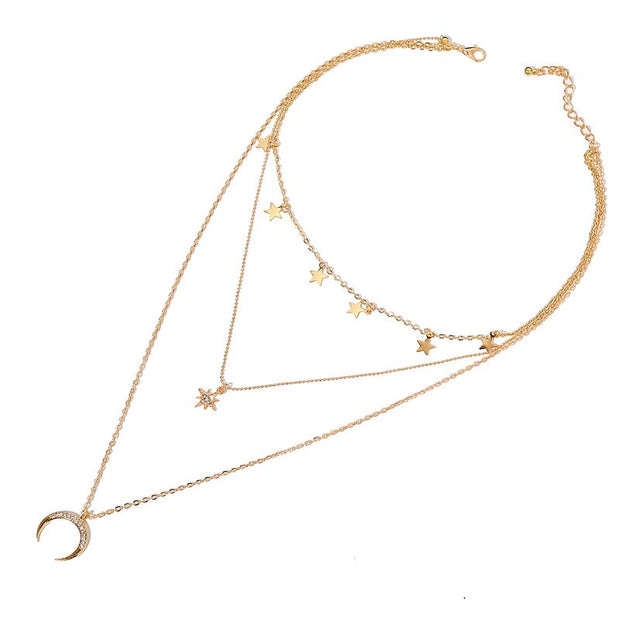 Avenue Starry-Dream Necklace-Avenue