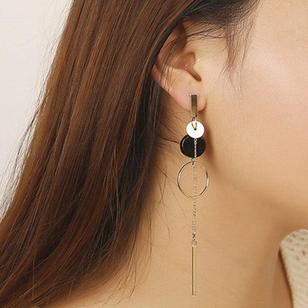 Avenue Elegance Earrings-Avenue
