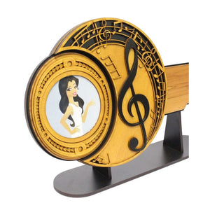 Treble Clef 21st & Celebration Key