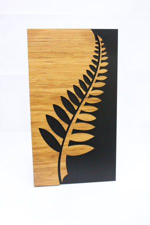 Fern Rimu Wall Art