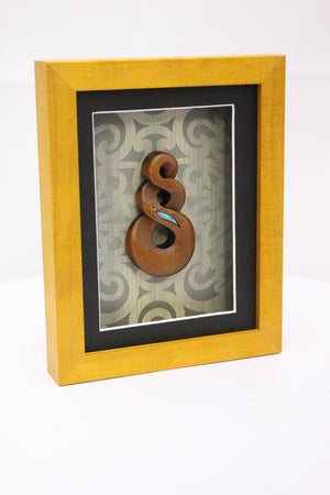 Carved Twist Frame