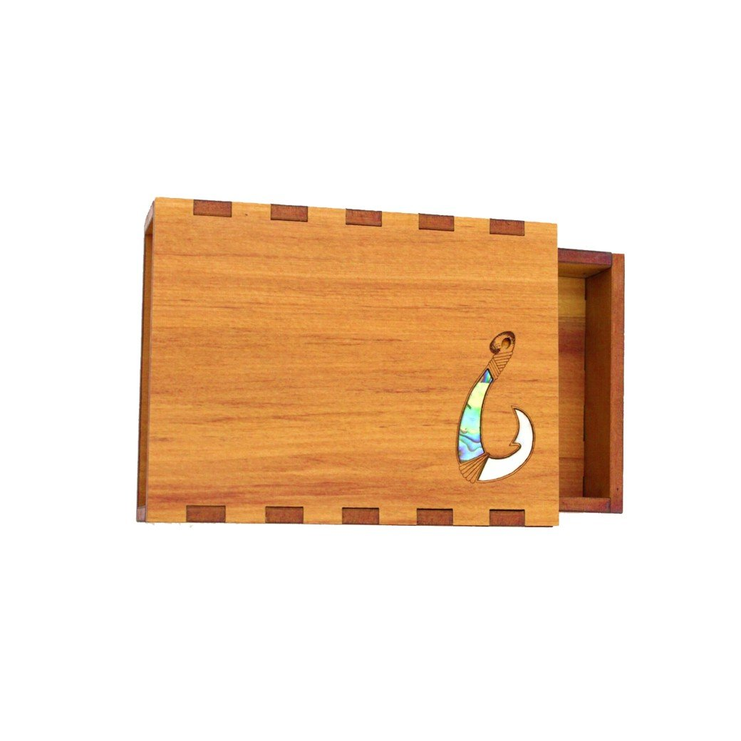 Hook Business Card Box