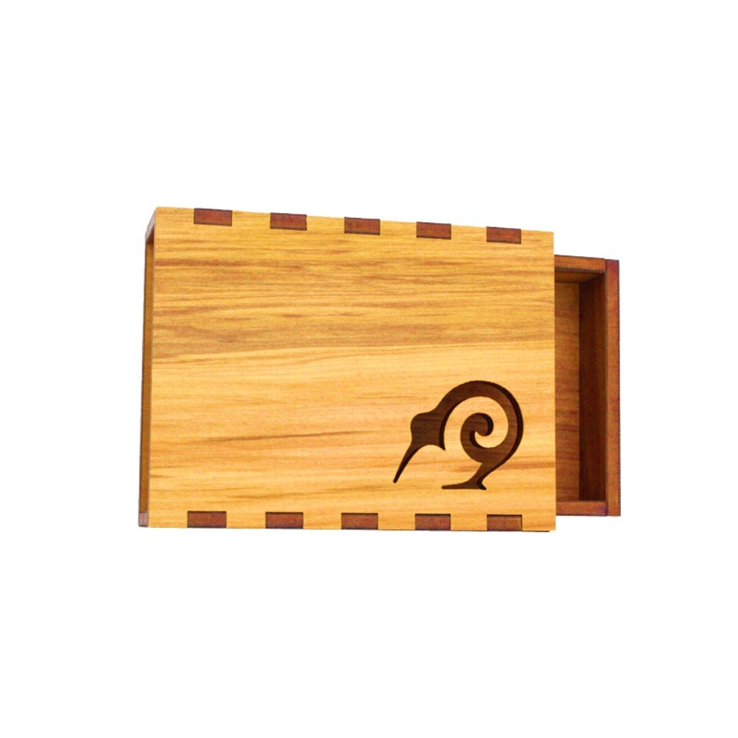 Kiwi Business Card Box