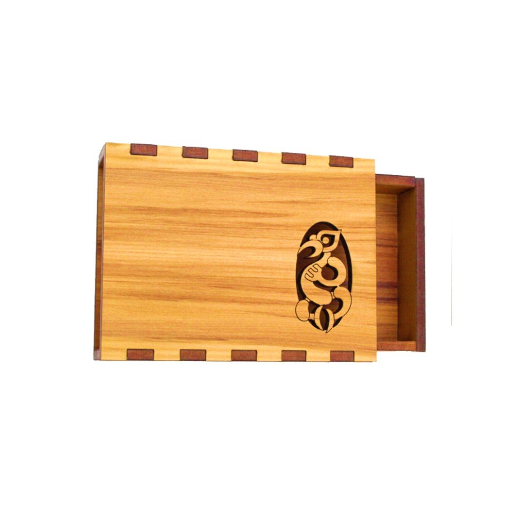 Manaia Business Card Box