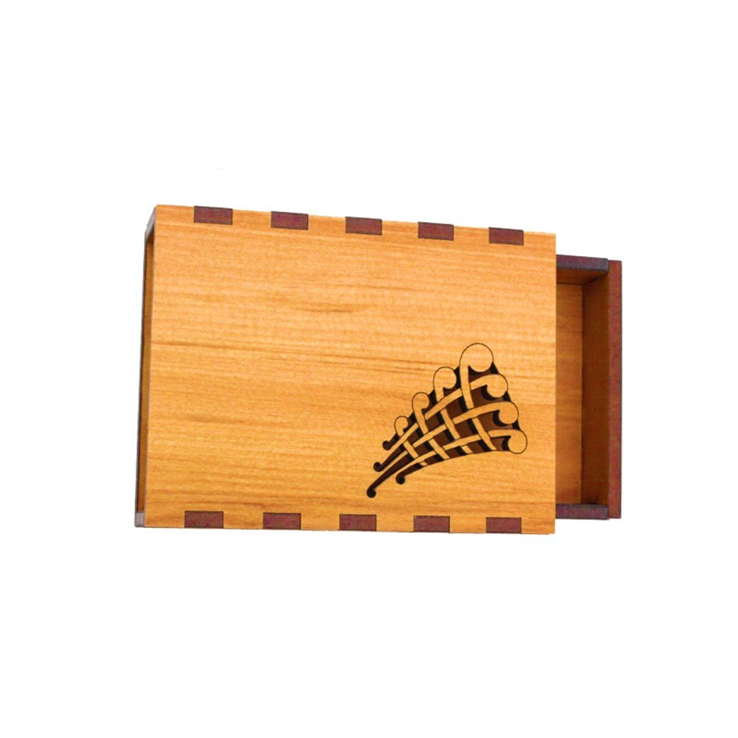 Taaniko Business Card Box