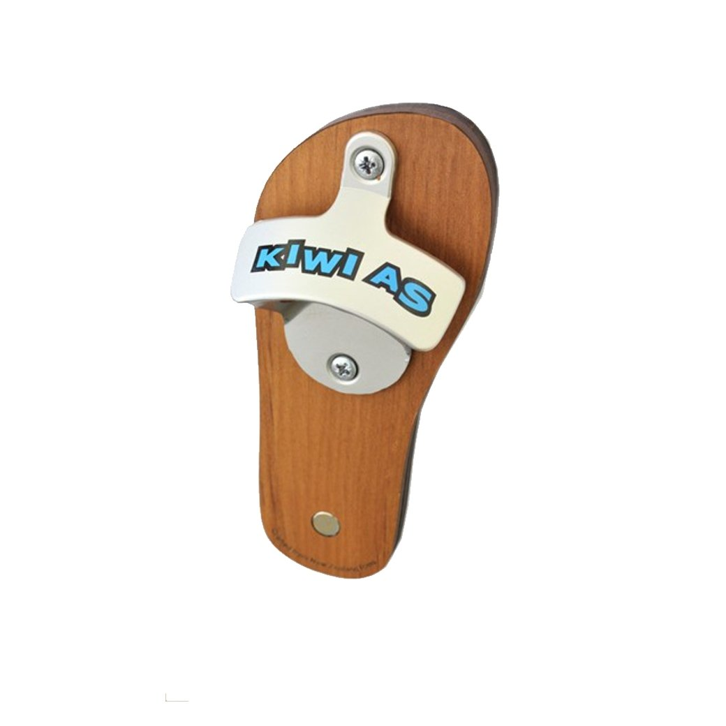 Left Jandal Bottle Opener