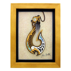 Large Framed Hook