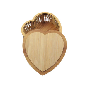 Koru Heart Keepsake Box