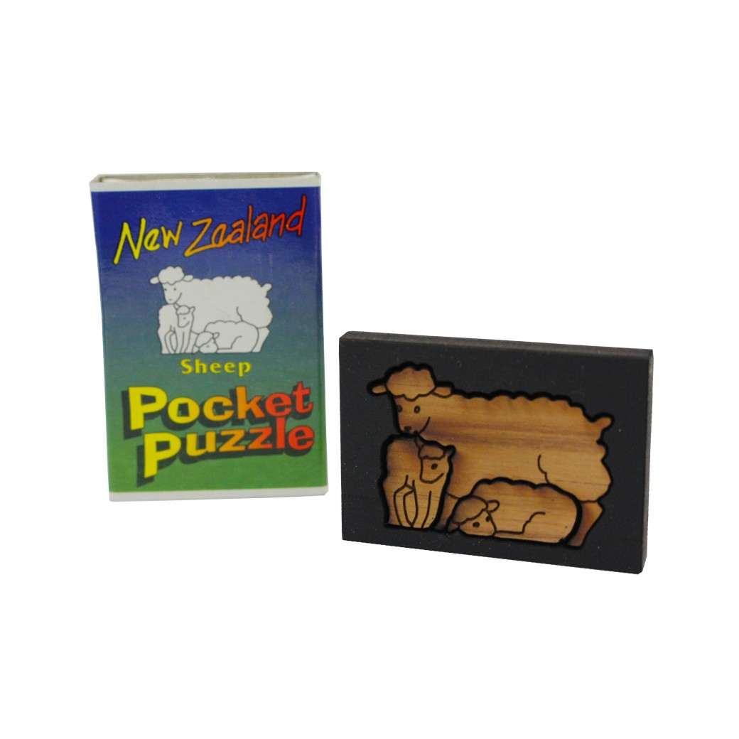 Sheep Pocket Puzzle