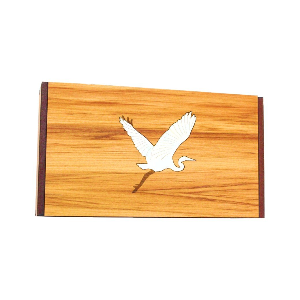 Heron Trinket Box