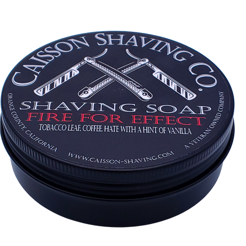 Shaving Soap - Fire For Effect