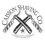 Stickers - Caisson Shaving Co.