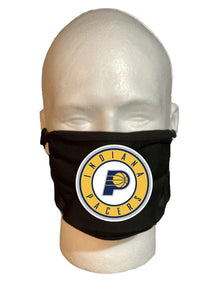 """Fan/Team"" Face Mask - 100% Cotton 3 Layer / Washable"