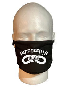 Juneteenth Face Mask