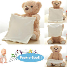 Load image into Gallery viewer, YYpet™-The best gift🎁Peek-A-Boo Teddy-50% Off Today