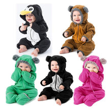 Load image into Gallery viewer, 50% OFF Today-Fleece Baby Onesie,Comfortable And Warm