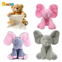 Load image into Gallery viewer, YYpet™-The best gift🎁PeekaToy Elephant Plush Toy-50% Off Today