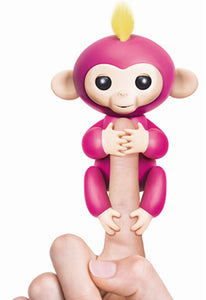 Kid Fingertips Smart Happy Monkey Pet Interactive Toy