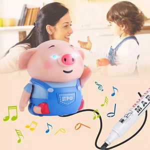 YYpet™-The best gift🎁Magic Fun Toy Pig-50% Off Today