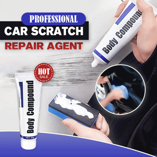 BodyCompound™ Professional Car Scratch Remover - UPSELL 1