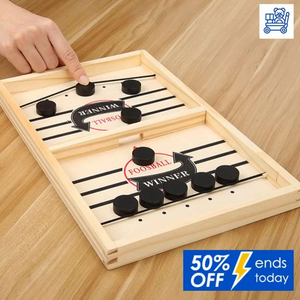 SlingPuck™ Wooden Hockey Game