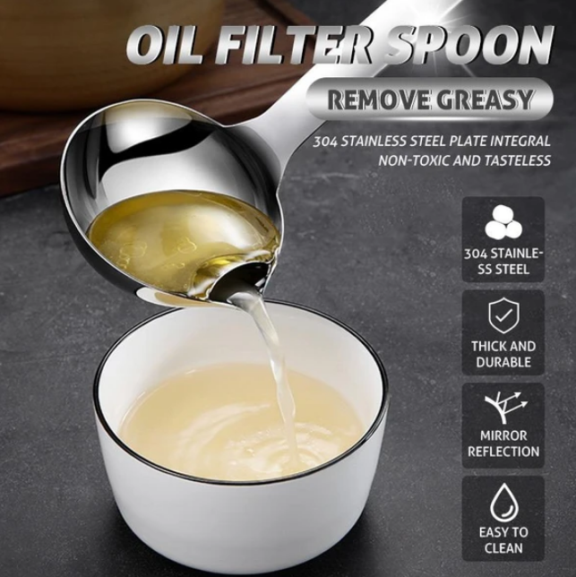 Filter Grease Spoon
