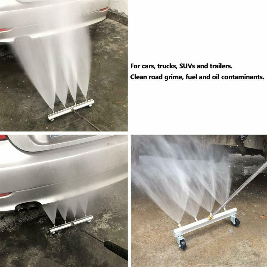 Automobile Chassis Cleaning Nozzle