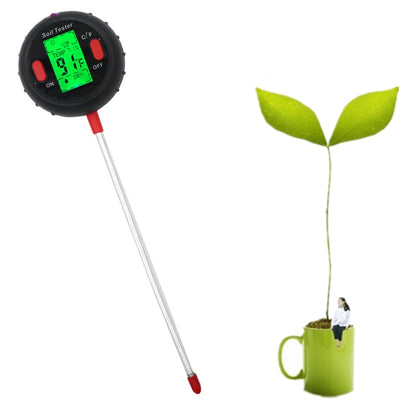 Digital Soil PH Meter Tester