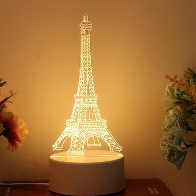 3D LED Night Lamp