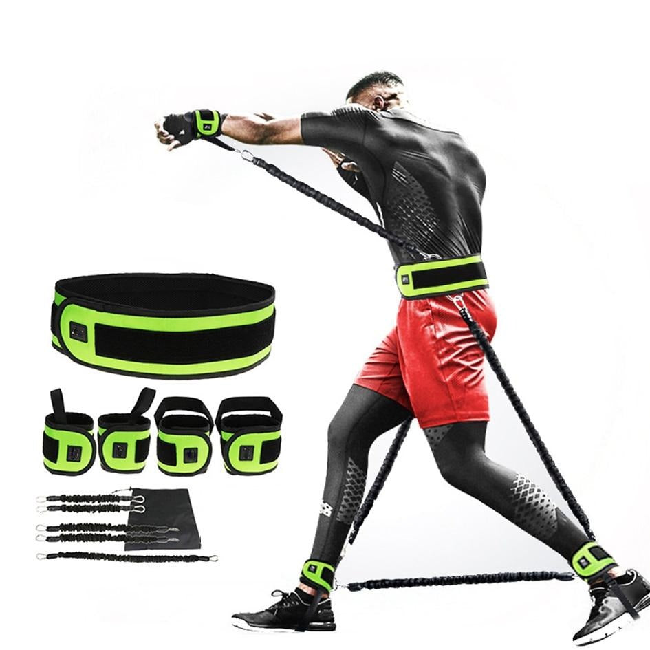 Resistance Belt Boxing Training