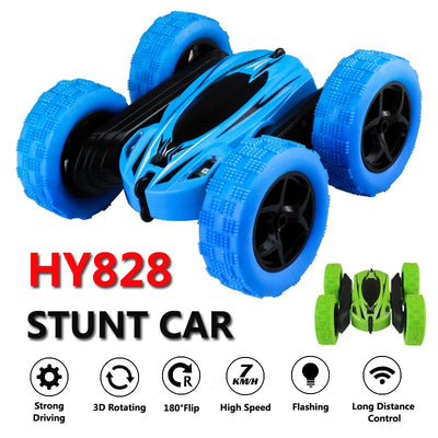 Rc High-Impact RC Stunt Car