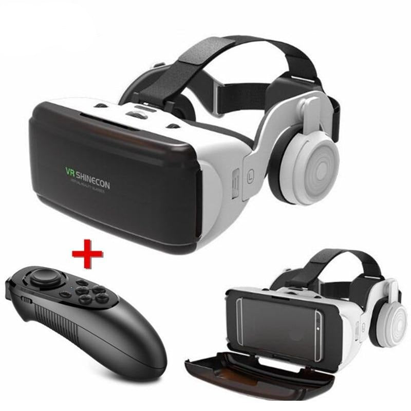 3D Bluetooth VR Headset