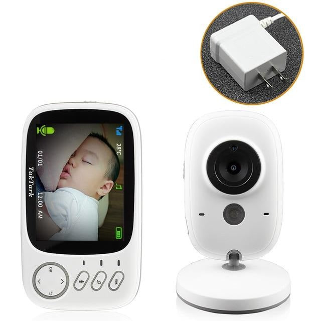Wireless Night Vision Baby Monitor