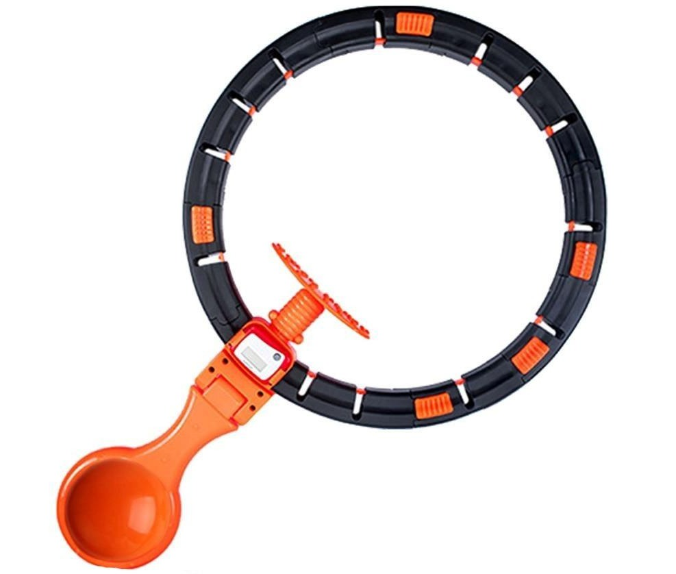 Smart Hula Hoop With Fat Burning Ball