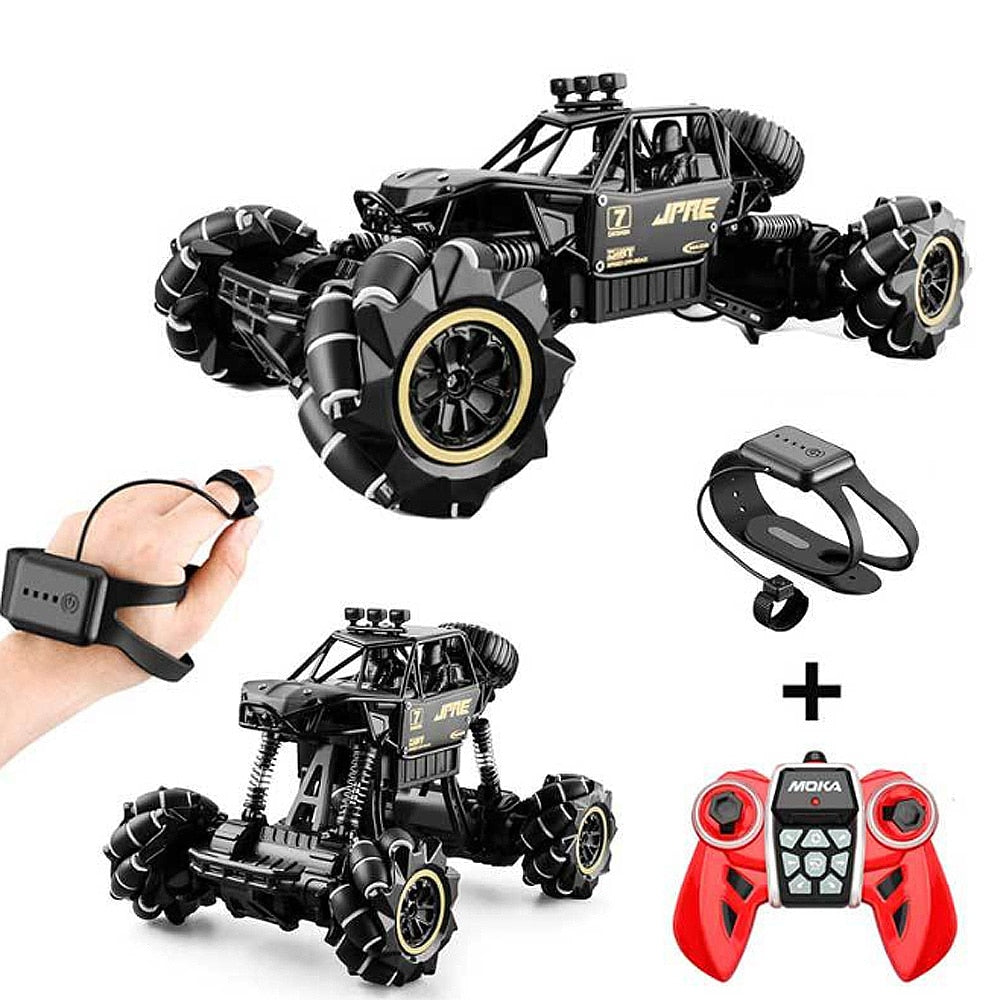 Remote Control Gesture Induction Off-Road Car