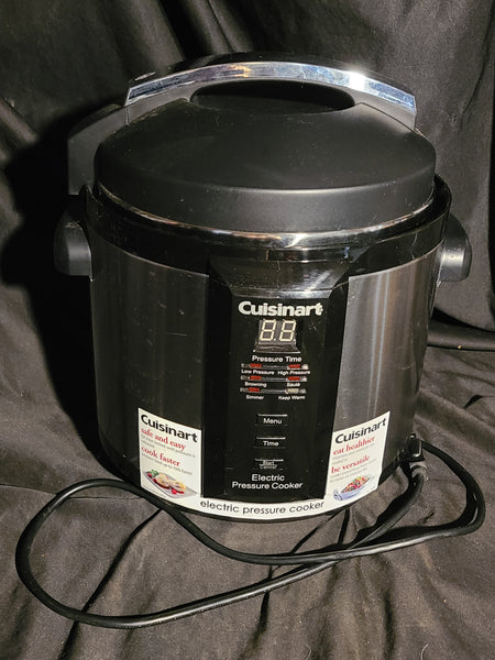 Cuisinart Electric Pressure Cooker Canner